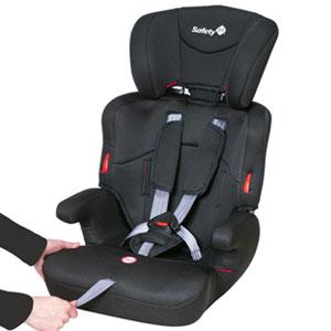 Safety 1st, Seguridad en el coche, Sillitas, Ever Safe, módulo 3,