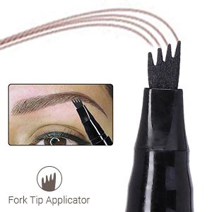 5c26a69ddf6 This liquid eyebrow pencil is designed with tips nib. It feels like a ...