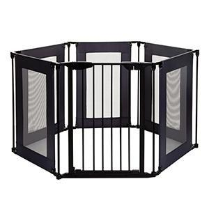 Dreambaby GATE EXTENSION 18cm Suits Liberty Xtra Tall Hallway WHITE *Aust Brand