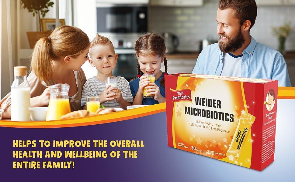 Weider Priobiotics