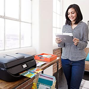 HP Officejet 5230 – Impresora multifunción inalámbrica (tinta, Wi ...
