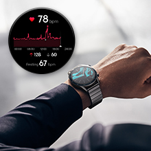 Real-time Heartrate Monitoring