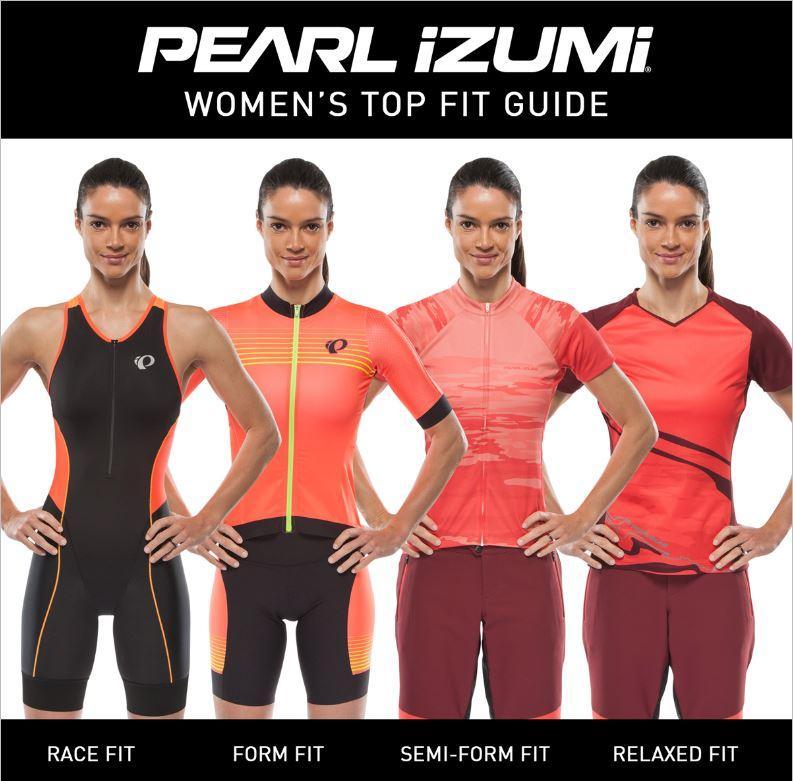 Pearl Izumi Elite Escape pour femme Ss Jersey