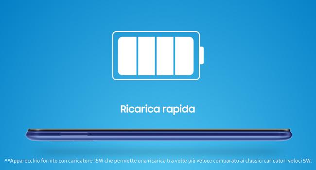 Ricarica rapida