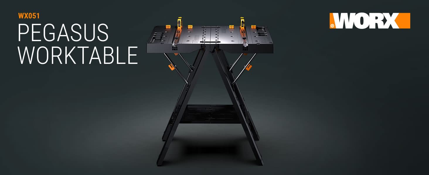Worx Pegasus work table; WX051