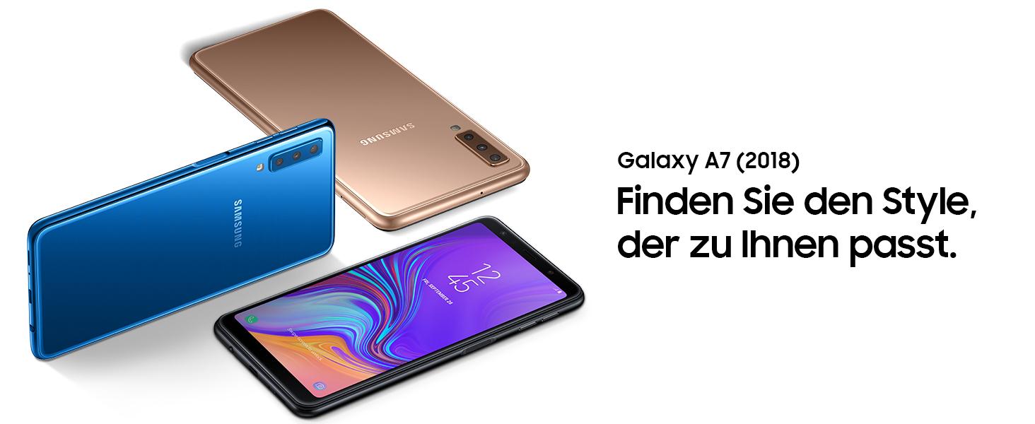 Headerbild Galaxy A7