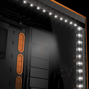 Tempered Glass and LEDs