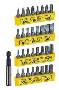C.K T4525 - Conjunto de clip para puntas de destornillador - 10 ...