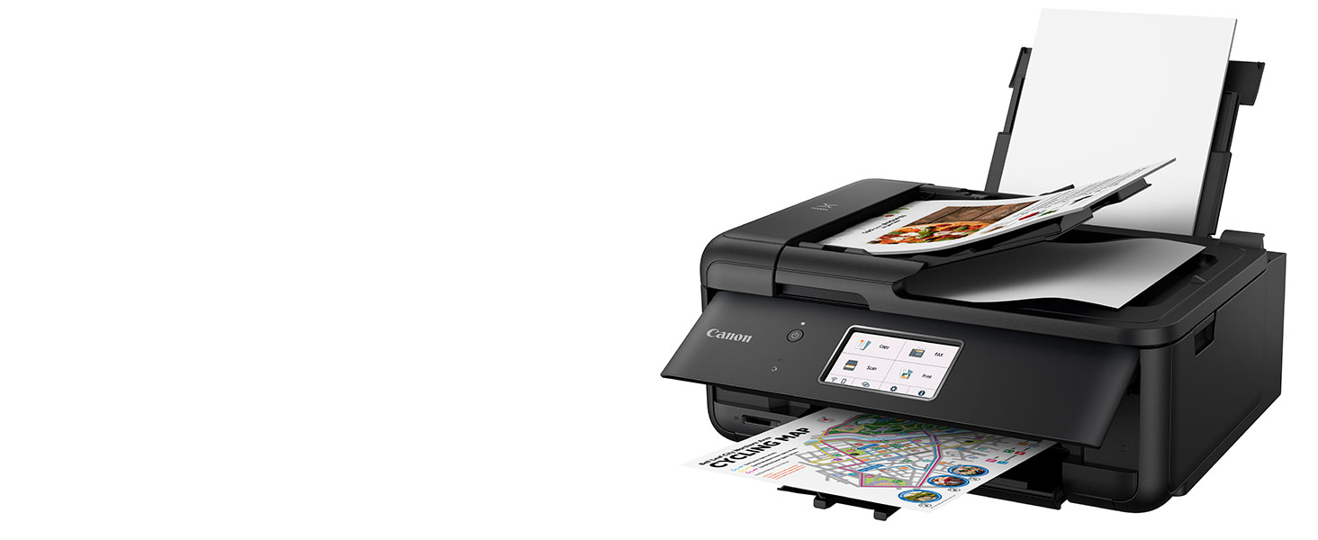 Compact 4-in-1 Printer