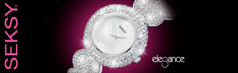 Sekonda, Sekonda watches, Seksy, Womens watches, ladies watches, watches, fashion watches, Swarovski
