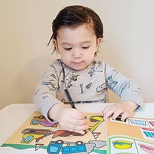 gakken workbooks play smart Step-by-step learning method