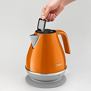 anti scale filter kettle