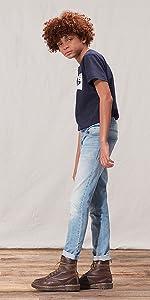 levis boys jeans