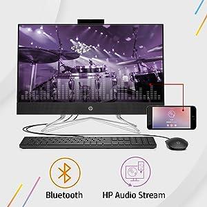 HP Audio Stream