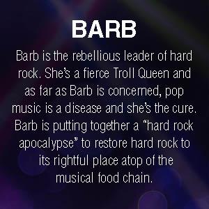 barb bio