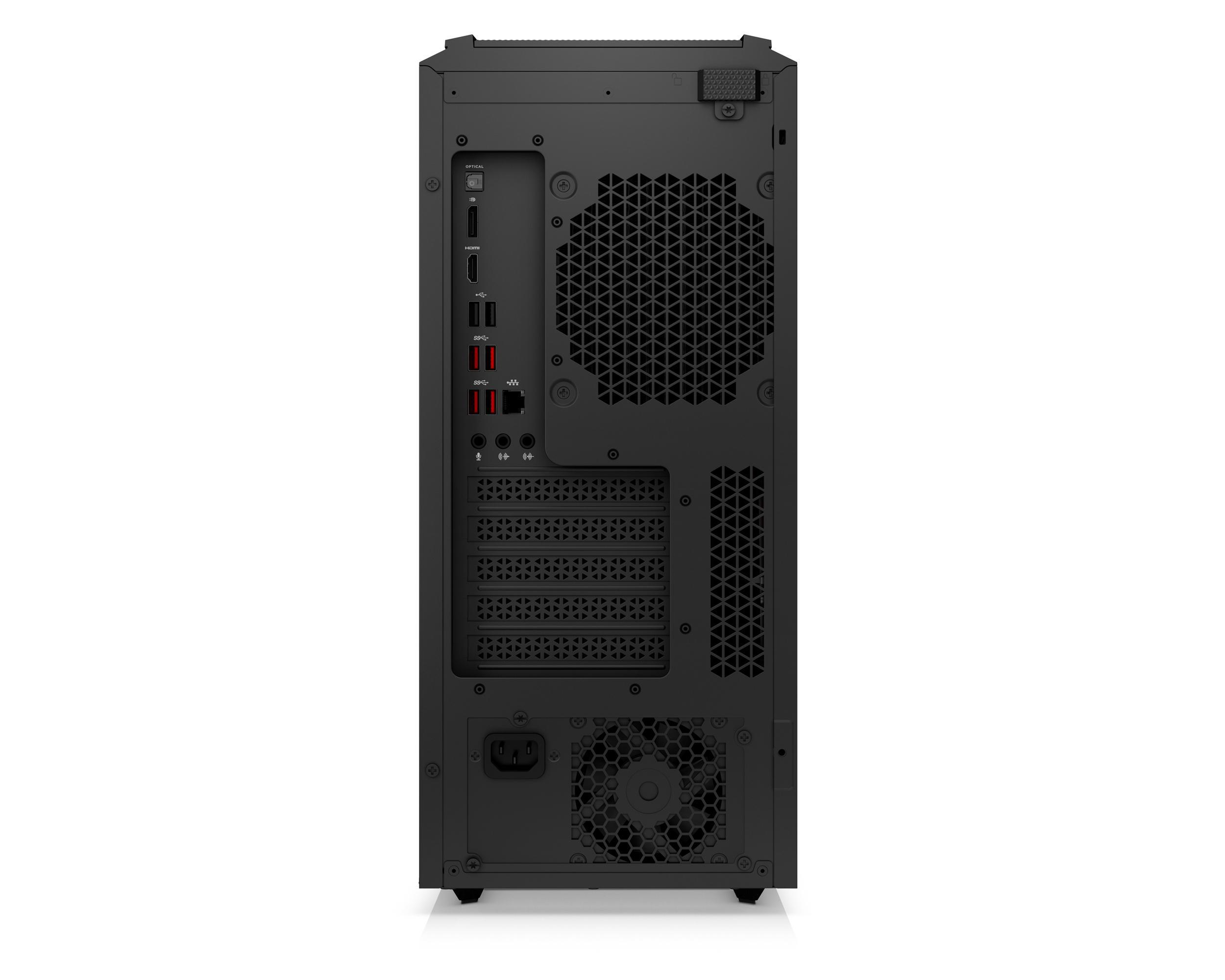 HP Omen 880-115ns - Ordenador de sobremesa (Intel Core i7-8700 ...