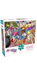 Art of Origami - 1000 Piece Jigsaw Puzzle
