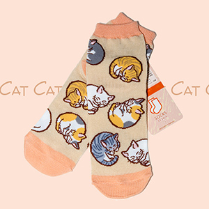 ペットラバーズ 猫 cat 靴下 socks