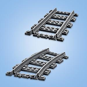 LEGO City - Tren De Pasajeros, Maqueta de Juguete