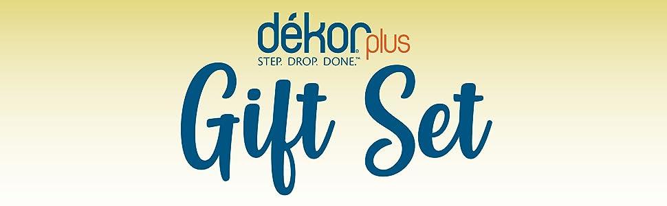 Dekor Plus Diaper Pail Gift Set