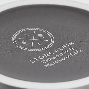 dinnerware stoneware
