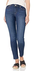 Bandolino Lisbeth curvy skinny stretch denim jeans