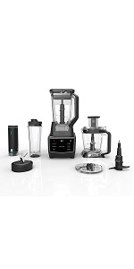 Ninja, Smart Screen, Kitchen, System, FreshVac, Blender, Food, Processor, Vacuum
