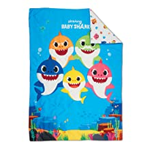 Baby Shark Reversible Comforter