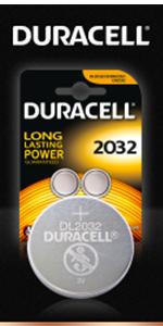 Duracell 2032