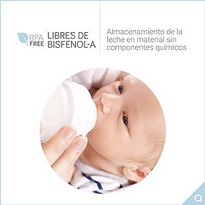 Bolso para lactancia Availand Artic Smart 3: Amazon.es: Bebé