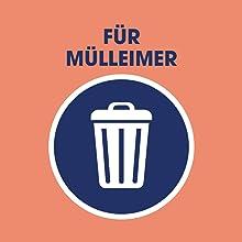 für Mülleimer