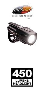 50 lumen usb rechargeable bike tail light