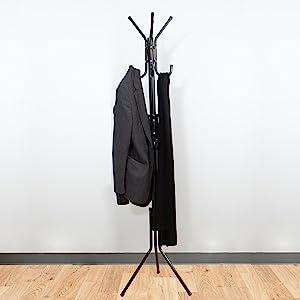 Captivating Coat Rack