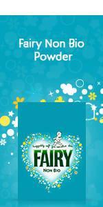 Fairy Non Bio Pods Washing Capsules Baby Laundry