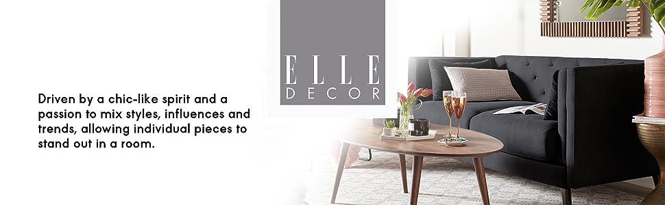 Cool Elle Decor Quinn Round Tufted Ottoman With Storage And Casters Gray Creativecarmelina Interior Chair Design Creativecarmelinacom