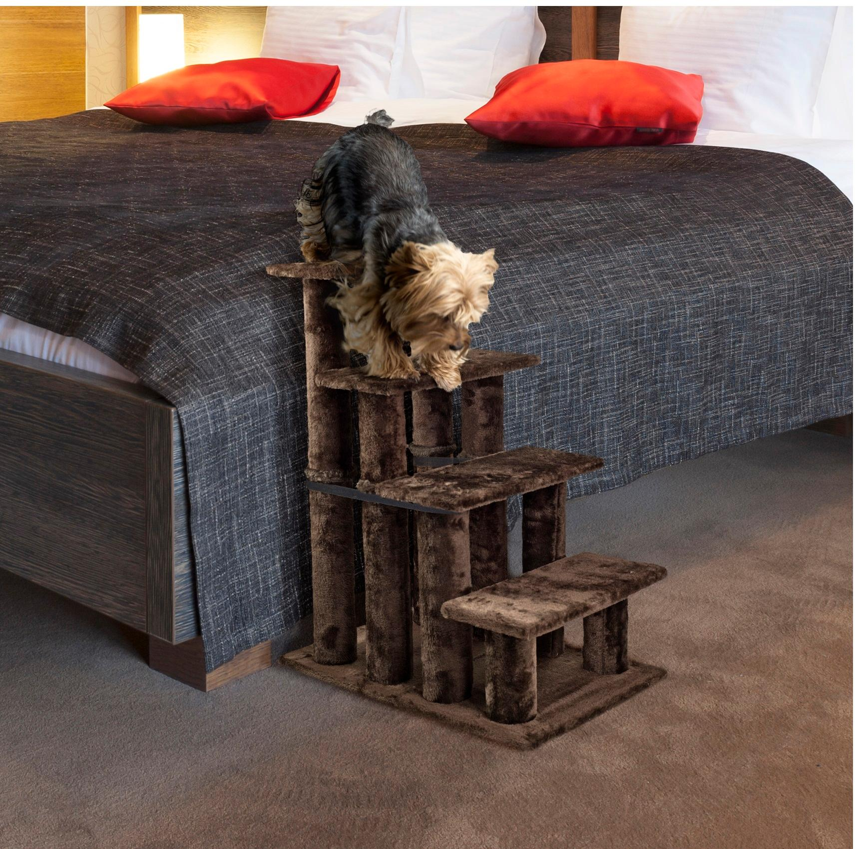 These Pet Stairs Are Available In A 3 Step Or 4 Step So That You Can Find  The Perfect Size To Fit Your Petu0027s Needs. The 3 Step Stairs Are Ideal For  ...