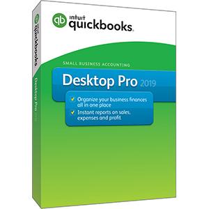 QuickBooks Pro 2019