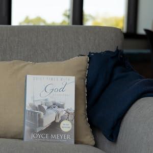 Joyce Meyer, bestselling author, Christian, pastor, female pastor, devotional, quiet time