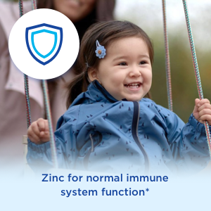 Zinc for normal immune system function