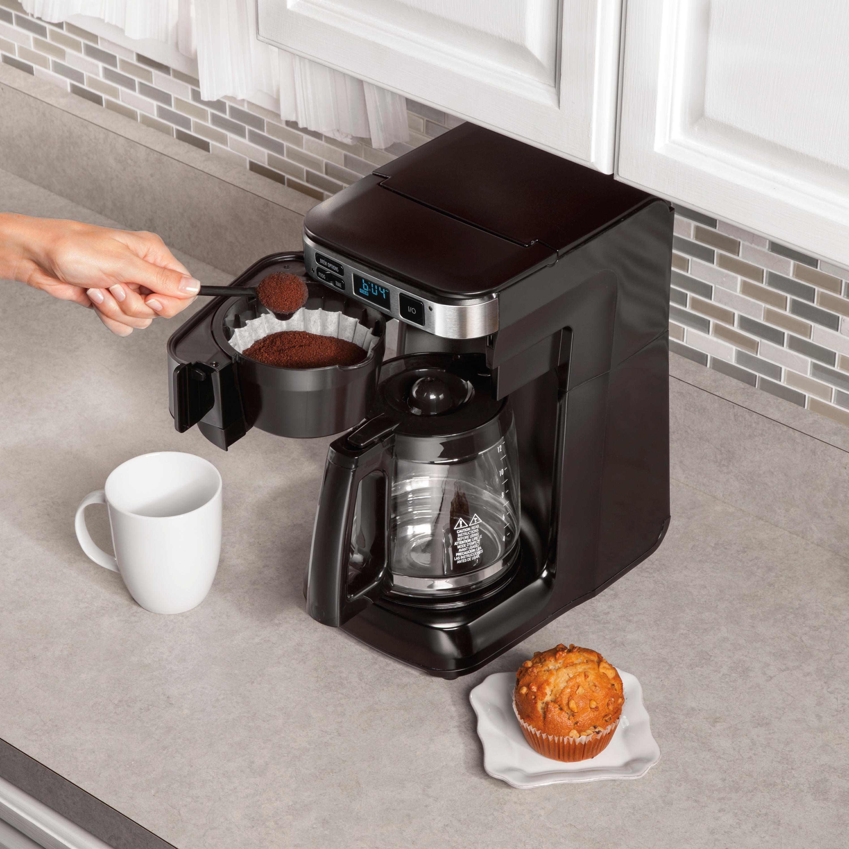 Amazon Com Hamilton Beach 46310 Coffee Maker Black