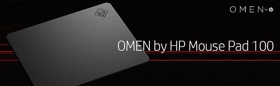Tapis de souris OMEN by HP 100
