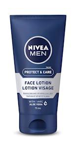nivea men face scrub efoliating deep skin care aloe vera