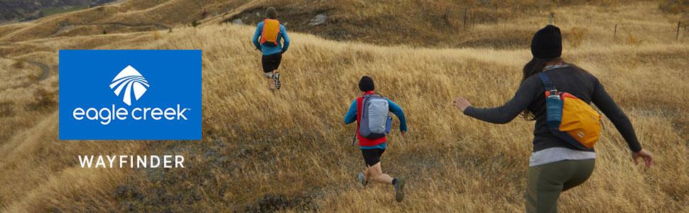 eagle creek wayfinder packs, wayfinder bags, wayfinder backpacks