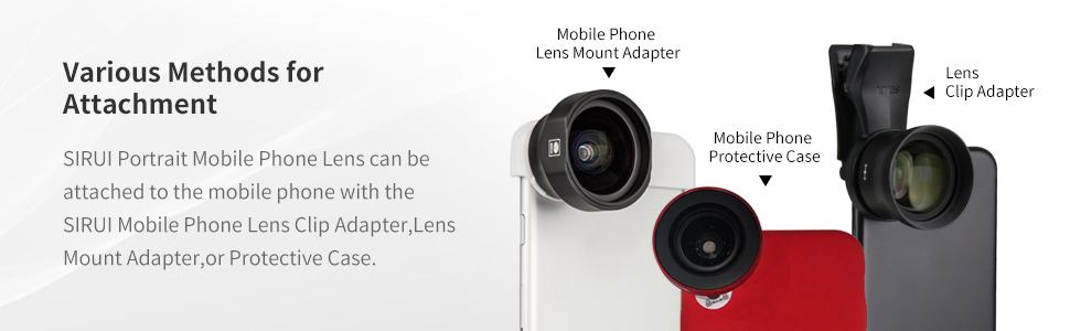 Various Lenses