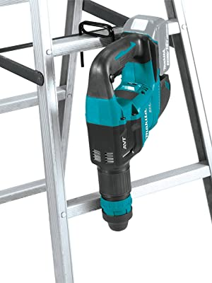 xrh01 hook hangning ladder jobsite cordless battery