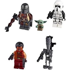 LEGO #75292 STAR WARS MANDALORIAN RAZOR CREST AMAZON EXCLUSIVE *AVAILABLE NOW*