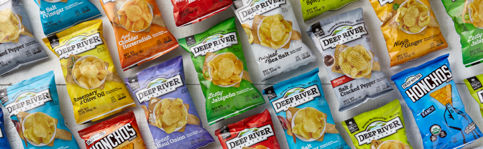 Kettle Chips Image 4A