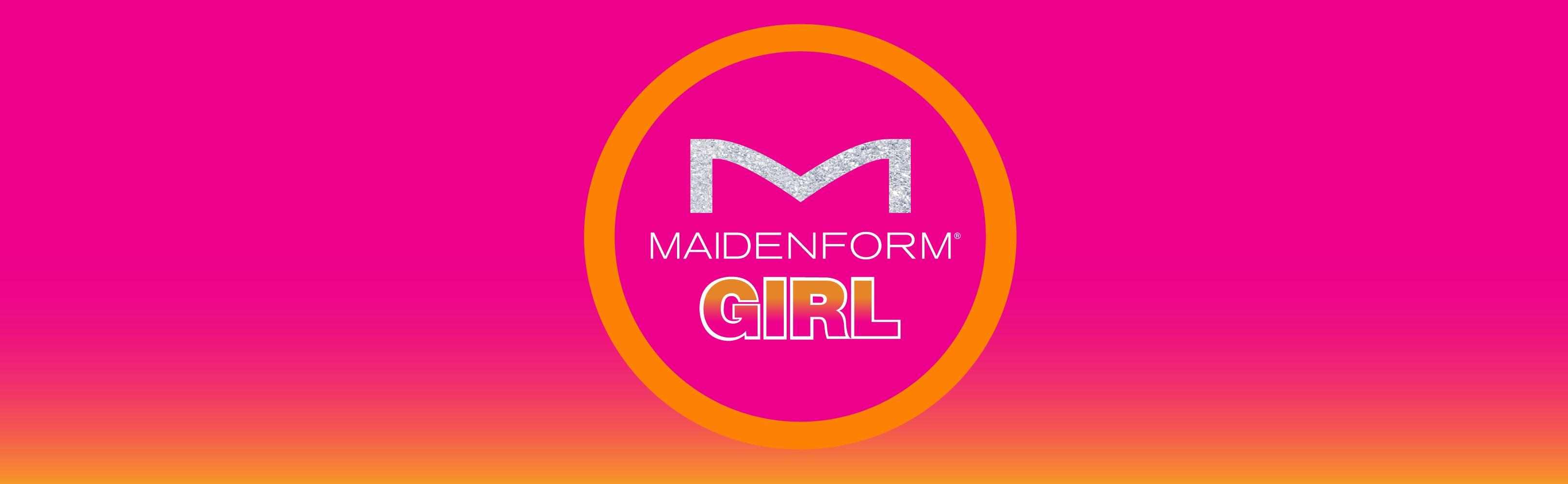 de35e28ea8 Amazon.com  Maidenform Girl Big Girls  Slim Softi Cup Bra  Clothing