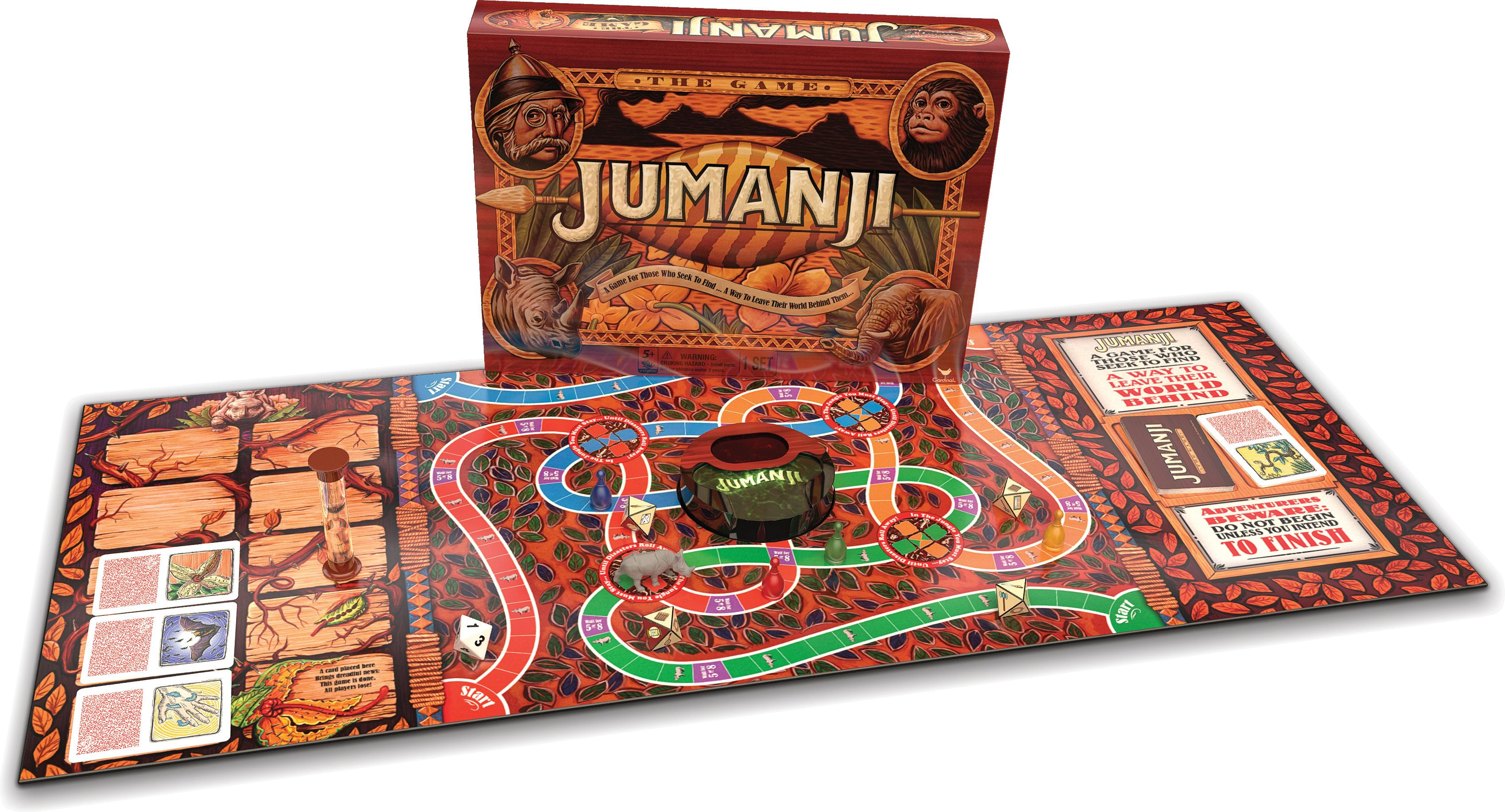 Image result for jumanji board game