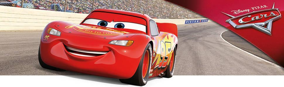 Rayo Mcqueen Superchoques Cars 3